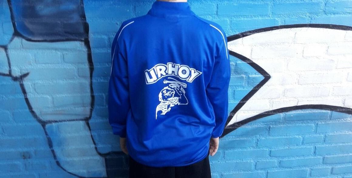 Urhoy sponsort trainingspakken JO-13-1