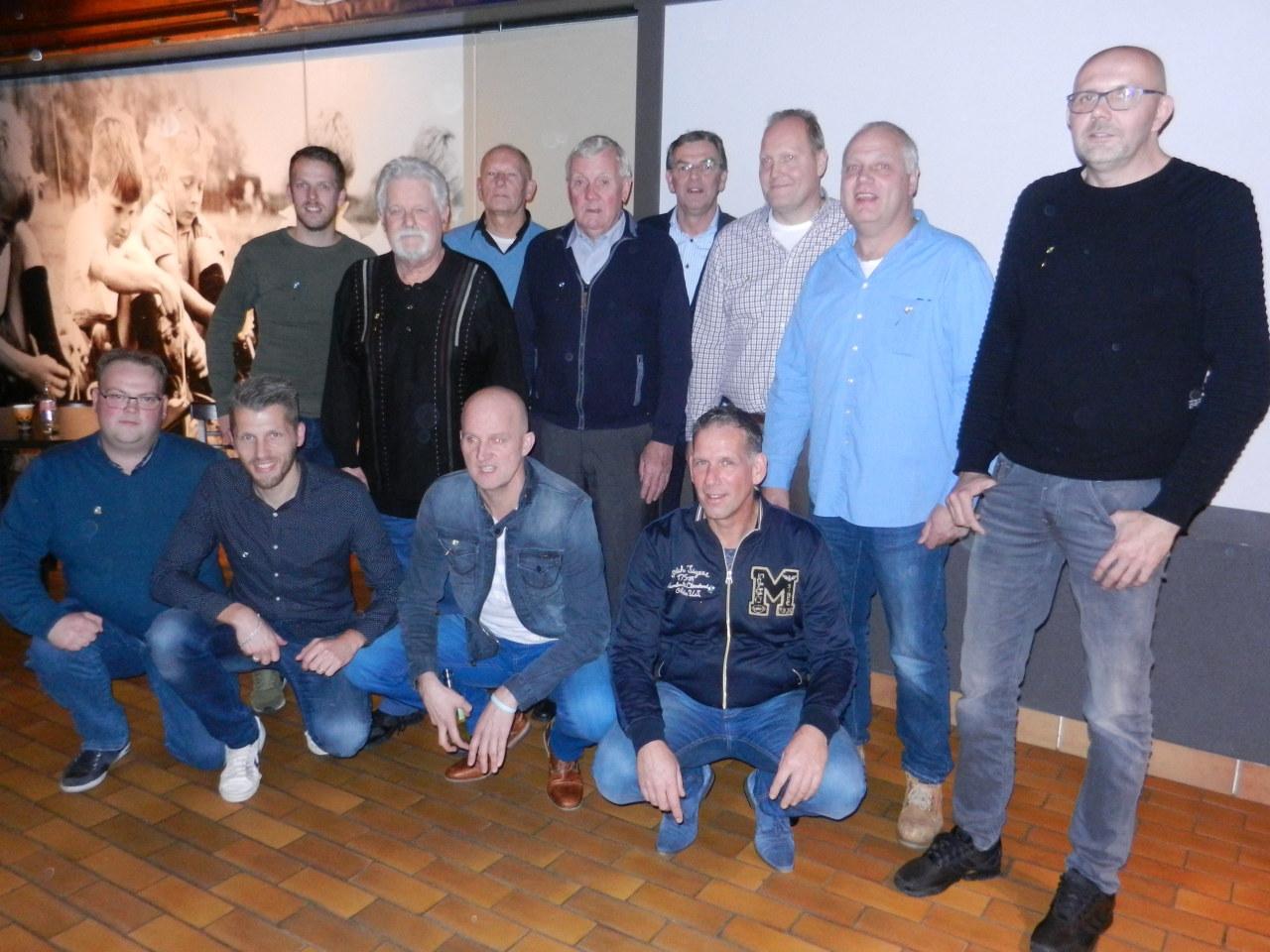Cor Oostendorp nieuwe voorzitter vv Oldenzaal