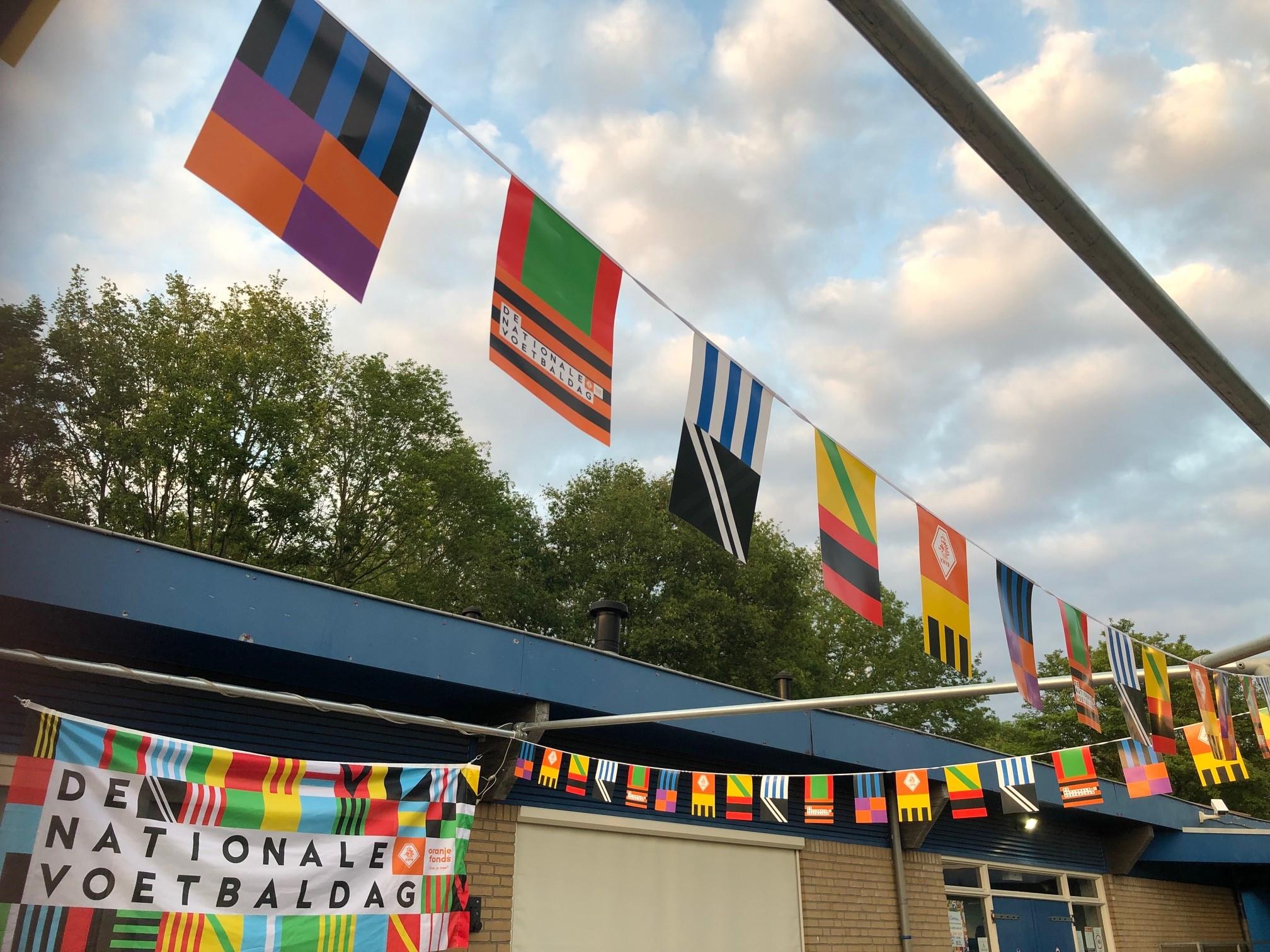 Voetbalvereniging Oldenzaal doet mee aan Nationale Voetbaldag