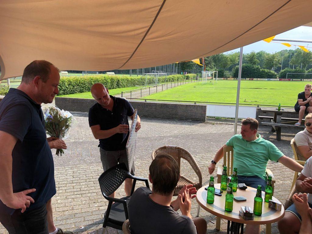 Afscheid hoofdtrainer Joost klein Buursink 9