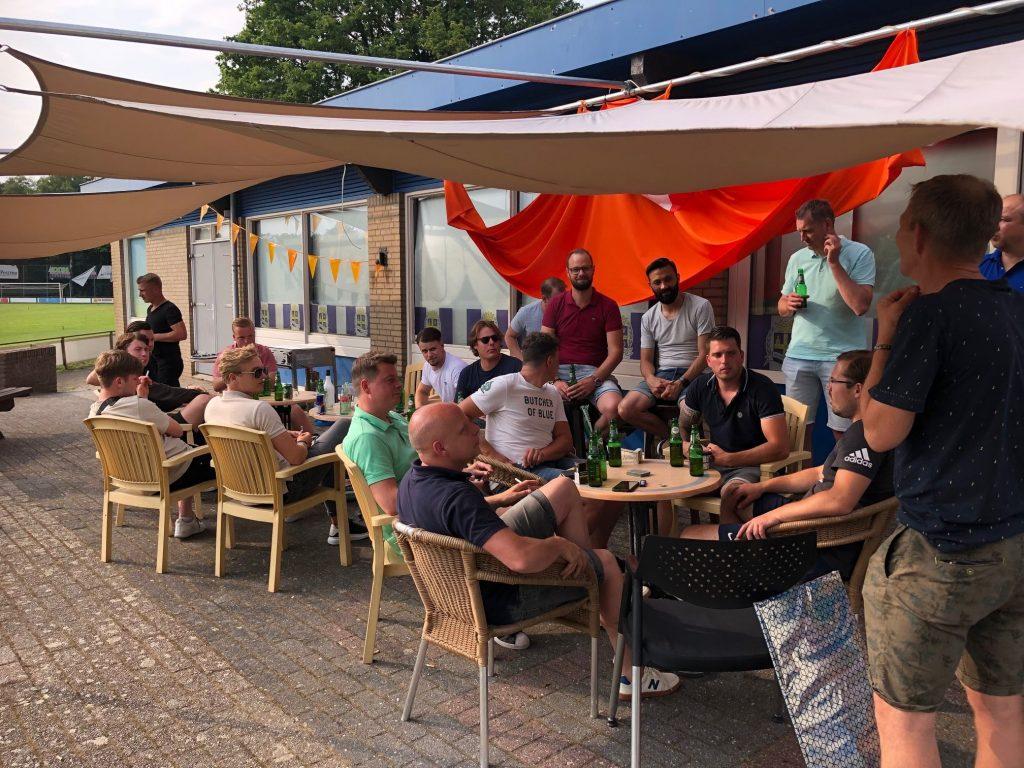 Afscheid hoofdtrainer Joost klein Buursink 3