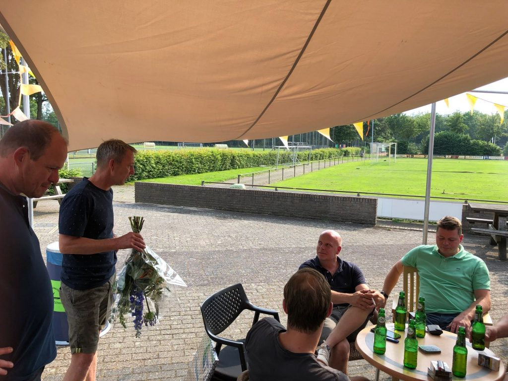 Afscheid hoofdtrainer Joost klein Buursink 5