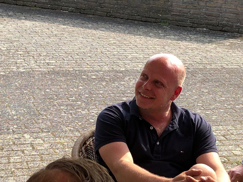 Afscheid hoofdtrainer Joost klein Buursink 8